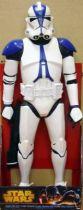 Star Wars - Jakks Pacific - Clone Trooper 501st L�gion G�ant (79cm env.)