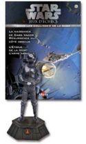 Star Wars - Jeux d\'Echec Altaya - #32 Imperial Gunner - Pion noir