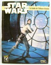 Star Wars - Jeux Descartes & West & Games - Le Guide de l\'Alliance Rebelle 01