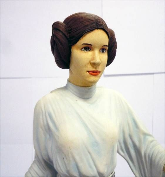 Star Wars - Kaiyodo Model Kit - Princess Leia Organa