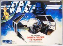 Star Wars - MPC ERTL (Commemorative Edition) - Darth Vader  TIE Fighter 01
