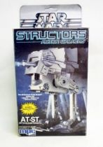 Star Wars - MPC Structors Action Walkers 1984 - AT-ST