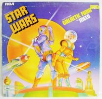 Star Wars & other Galactic Funk by Meco - Record LP - RCA Records 1977