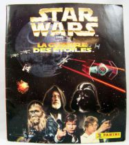 Star Wars - Panini Stickers collector book 1997