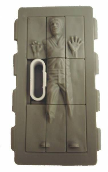 Star Wars - Pizza Hut Premium - Han Solo in Carbonite (Premium)