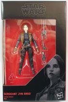 Star Wars - Sergeant Jyn Erso - The Black Series 3.75""