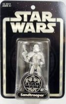 Star Wars - Silver Saga Edition 2004 - Sandtrooper