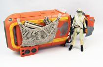 Star Wars - The Force Awakens -  Rey\'s Speeder (Jakku) loose