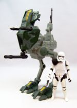 Star Wars - The Force Awakens - Assault Walker & Stormtrooper Sergeant (loose)