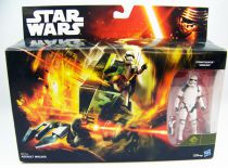 Star Wars - The Force Awakens - Assault Walker & Stormtrooper Sergeant
