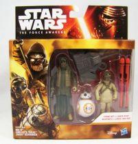 Star Wars - Le Reveil de la Force - BB-8, Unkar\'s Thug & Jakku Scavenger 01