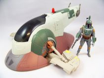 Star Wars - The Force Awakens - Boba Fett with Slave I Vehicle (Episode 5) Loose