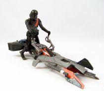 Star Wars - The Force Awakens - Elite Speeder Bike & Stormtrooper (loose)