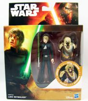 "Star Wars - The Force Awakens - Luke Skywalker ""Armour Up\"""