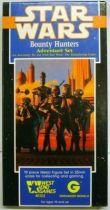 Star Wars - West & Games (RPG) - Bounty Hunters
