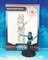 Star Wars - Wizards of the Coast - General Aayla Secura