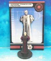 Star Wars - Wizards of the Coast - Supreme Chancellor Palpatine