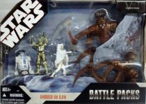 Star Wars (30th Anniversary) - Hasbro - Ambush on Ilum (Battle Packs)