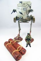 Star Wars (30th Anniversary) - Hasbro - AT-ST (The Battle of Endor) loose