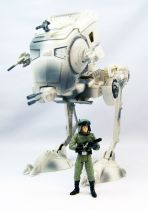Star Wars (30th Anniversary) - Hasbro - AT-ST (The Battle of Hoth) loose