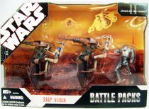 Star Wars (30th Anniversary) - Hasbro - STAP Attack (Battle Packs)