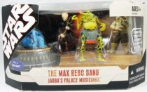 Star Wars 30th Anniversary - Hasbro - The Max Rebo Band Jabba\'s Palace Musicians