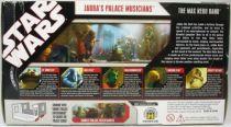 Star Wars 30th Anniversary - Hasbro - The Max Rebo Band Jabba\'s Palace Musicians (3)