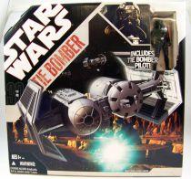 Star Wars (30th Anniversary) - Hasbro - TIE Bomber (includes TIE Bomber Pilot)