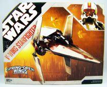 Star Wars (30th Anniversary) - Hasbro - V-Wing Starfighter