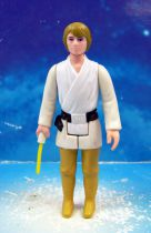 Star Wars (A New Hope) - Kenner - Luke Skywalker (Brown Hair)