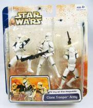 Star Wars (Clone Wars) - Hasbro - Clone Trooper Army