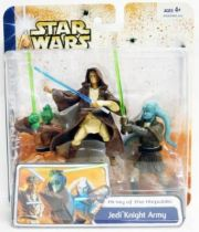 Star Wars (Clone Wars) - Hasbro - Jedi Knight Army