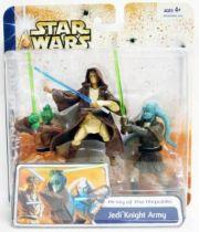 Star Wars (Clone Wars) - Hasbro - Jedi Knight Army