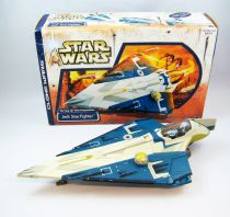 Star Wars (Clone Wars) - Hasbro - Jedi Starfighter (loose with box)