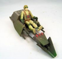 Star Wars (Expanded Universe) - Kenner - Speeder Bike (Concept) occasion 01