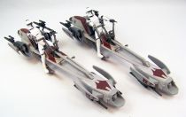 Star Wars (Legacy Collection) - Hasbro - Battle Packs : Speeder Bike Recon (loose)