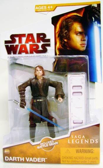 Star Wars (Legacy Collection) - Hasbro - Darth Vader #SL02