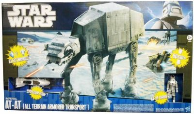 star wars the vintage collection hasbro imperial at at all terrain armored transport. Black Bedroom Furniture Sets. Home Design Ideas