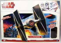 Star Wars (Legacy Collection) - Hasbro - Imperial TIE Fighter (includes Pilot) loose with box