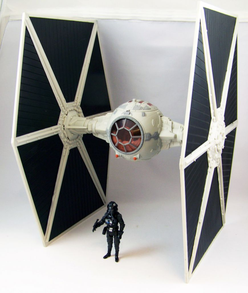 wars legacy collection hasbro imperial tie