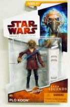 Star Wars (Legacy Collection) - Hasbro - Plo Koon #SL13