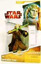 Star Wars (Legacy Collection) - Hasbro - Saesee Tiin #SL11
