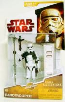 Star Wars (Legacy Collection) - Hasbro - Sandtrooper #SL10