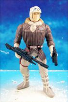 Star Wars (Loose) - Kenner/Hasbro - Han Solo (Hoth Gear)