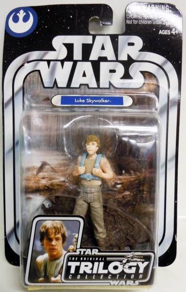 Star Wars (Original Trilogy Collection) - Hasbro - Luke Skywalker (OTC#01)