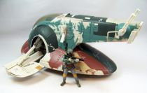 Star Wars (Original Trilogy Collection) - Hasbro - Slave 1 (includes Boba Fett) loose