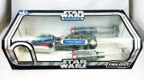 Star Wars (Original Trilogy Collection) - Hasbro - Y-Wing Fighter (includes Y-wing Pilot) loose