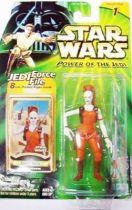 Star Wars (Power of the Jedi) - Hasbro - Aurra Sing