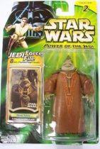 Star Wars (Power of the Jedi) - Hasbro - Boss Nass (Gungan Sacred Place)