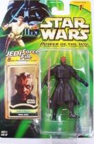 Star Wars (Power of the Jedi) - Hasbro - Darth Maul (Final Duel)